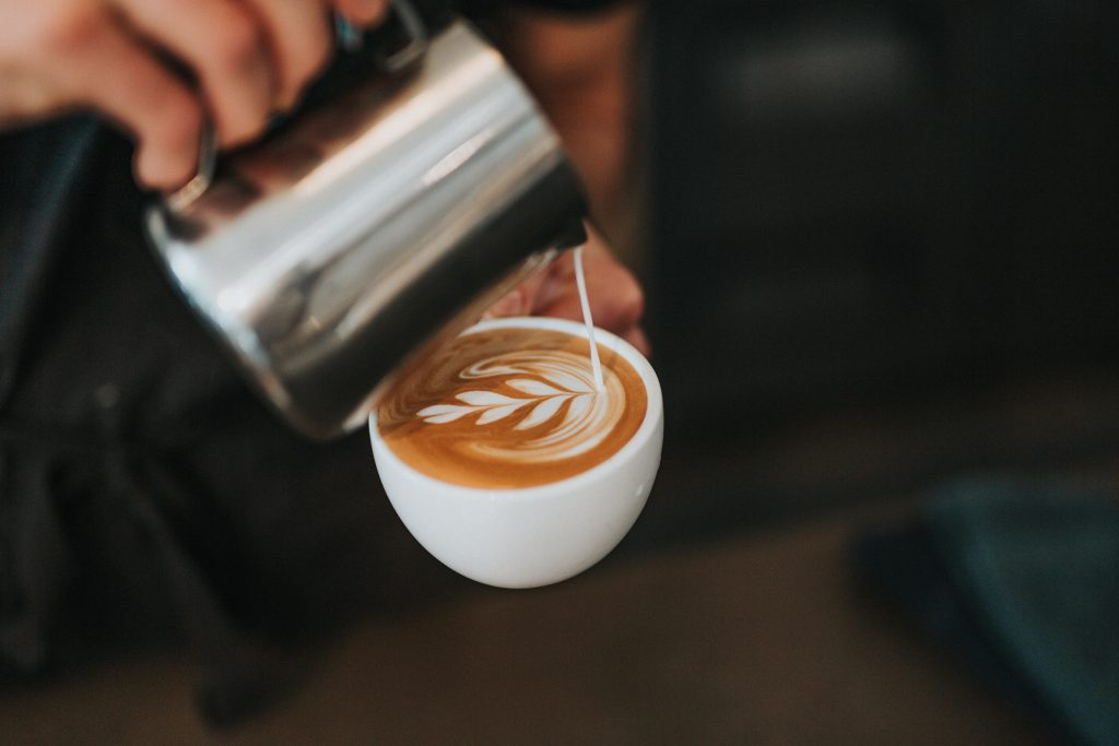 koffie barista horeca